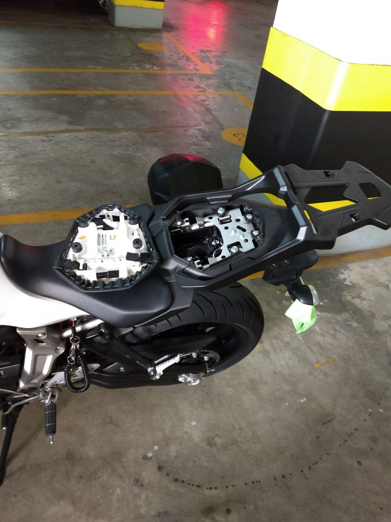 Yamaha MT 07 (ABS) - Foto #8