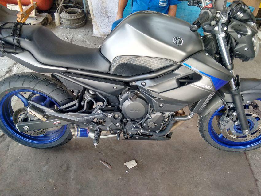 Yamaha XJ6 N SP - Foto #1