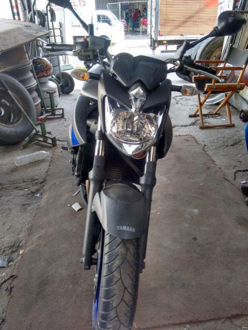 Yamaha XJ6 N SP - Foto #3