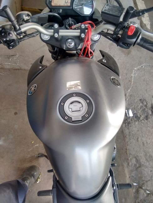 Yamaha XJ6 N SP - Foto #5