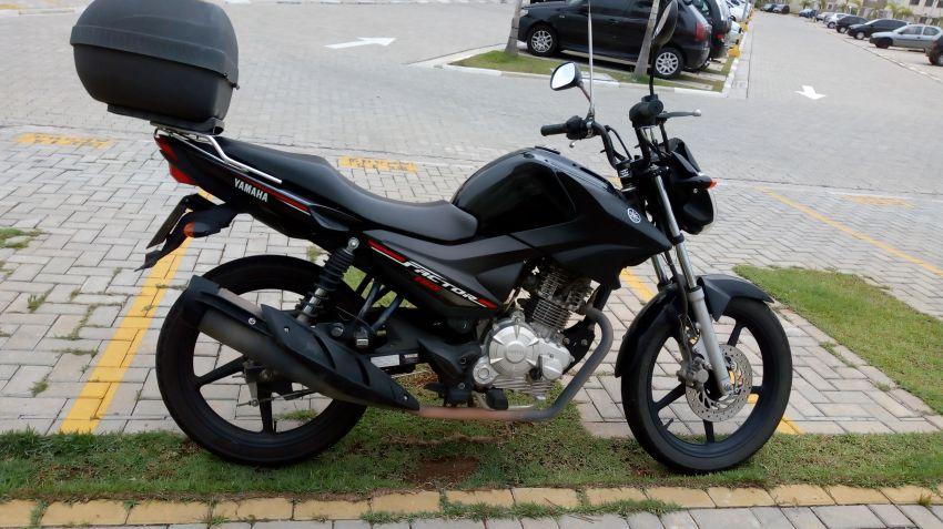 Yamaha YBR 150 Factor ED (Flex) - Foto #2