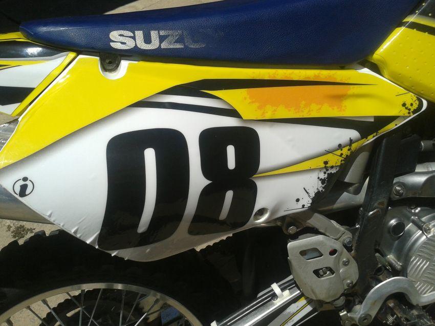 Suzuki DR Z 400 E - Foto #1