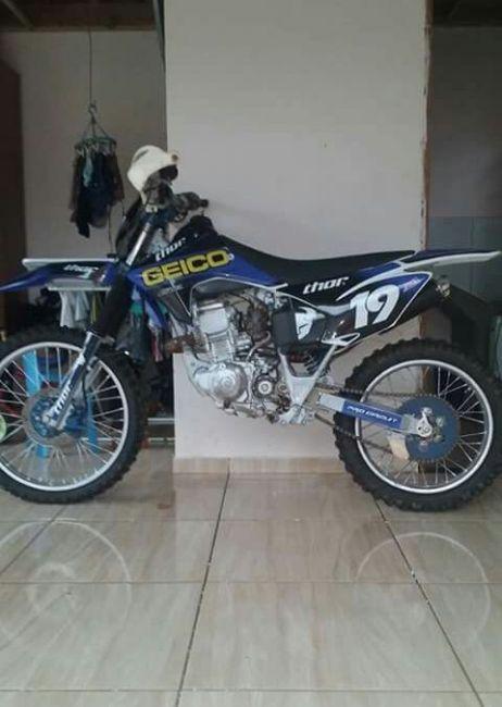 Yamaha TDM 225 - Foto #1