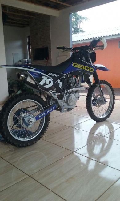 Yamaha TDM 225 - Foto #2