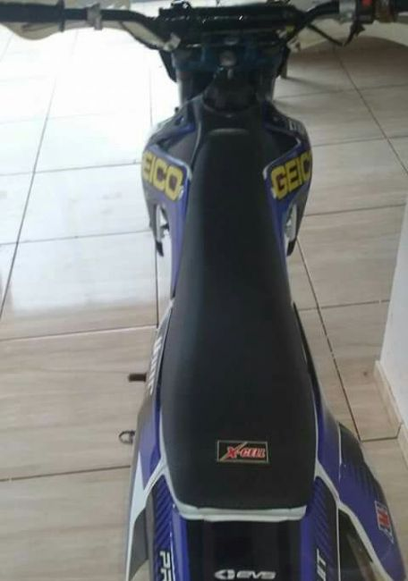Yamaha TDM 225 - Foto #4