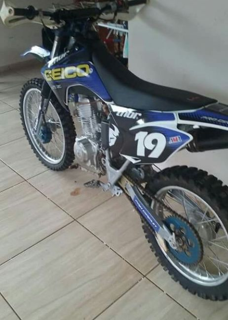 Yamaha TDM 225 - Foto #5