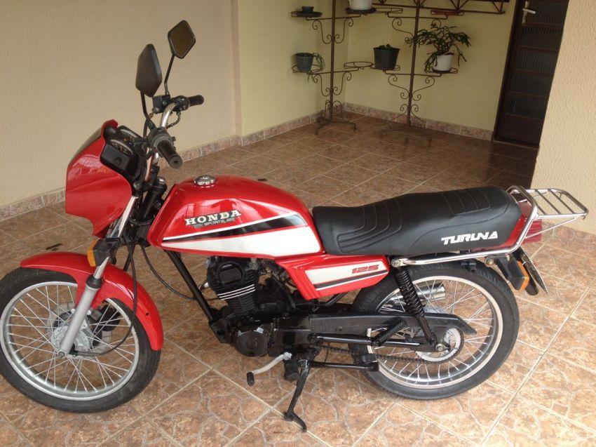 Honda CG 125 Turuna - Foto #1