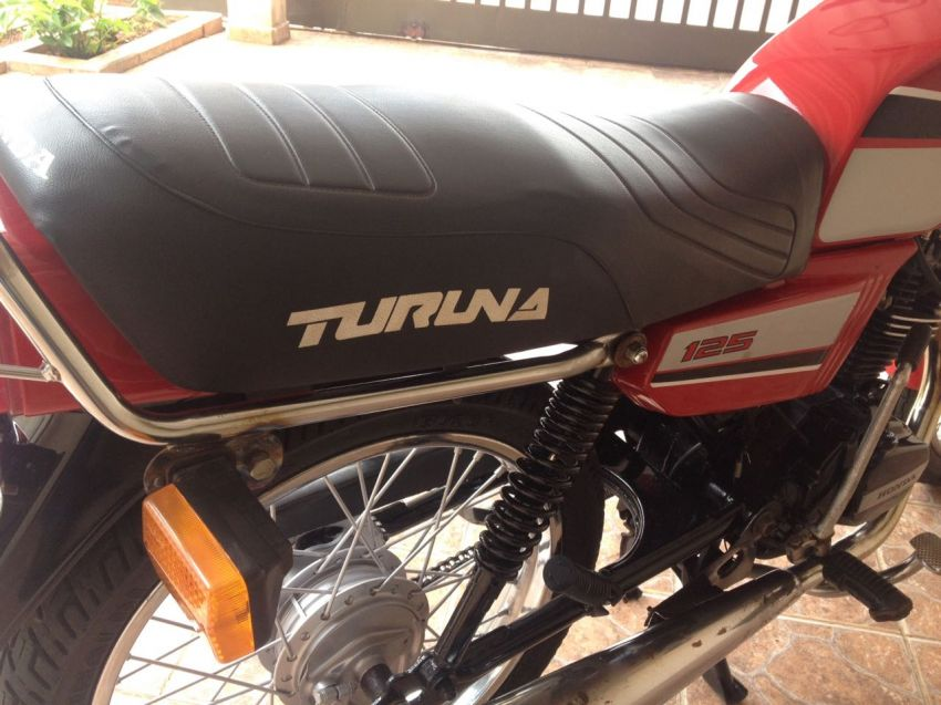 Honda CG 125 Turuna - Foto #2
