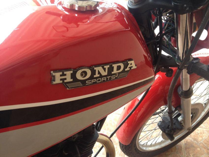 Honda CG 125 Turuna - Foto #3