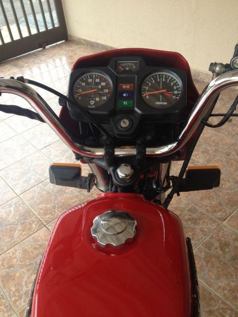 Honda CG 125 Turuna - Foto #4