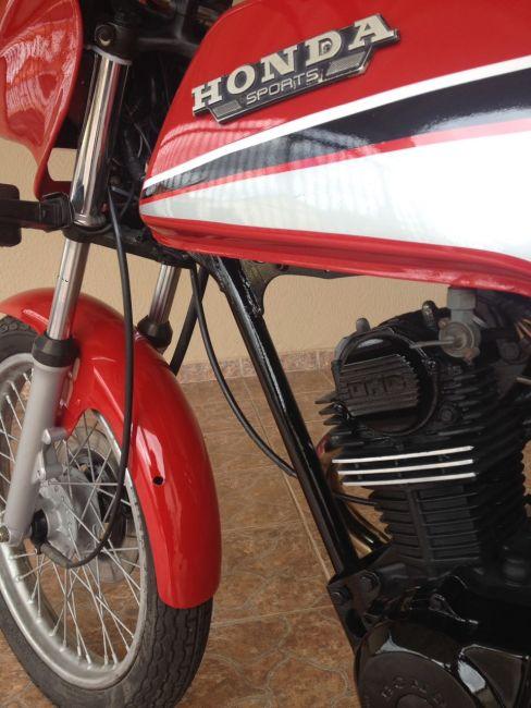Honda CG 125 Turuna - Foto #6