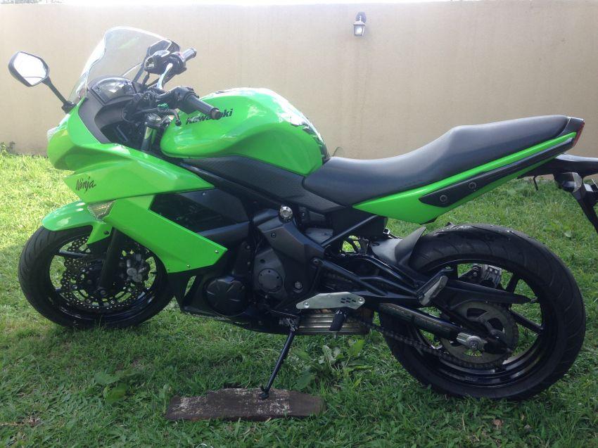 Kawasaki Ninja 650R - Foto #4