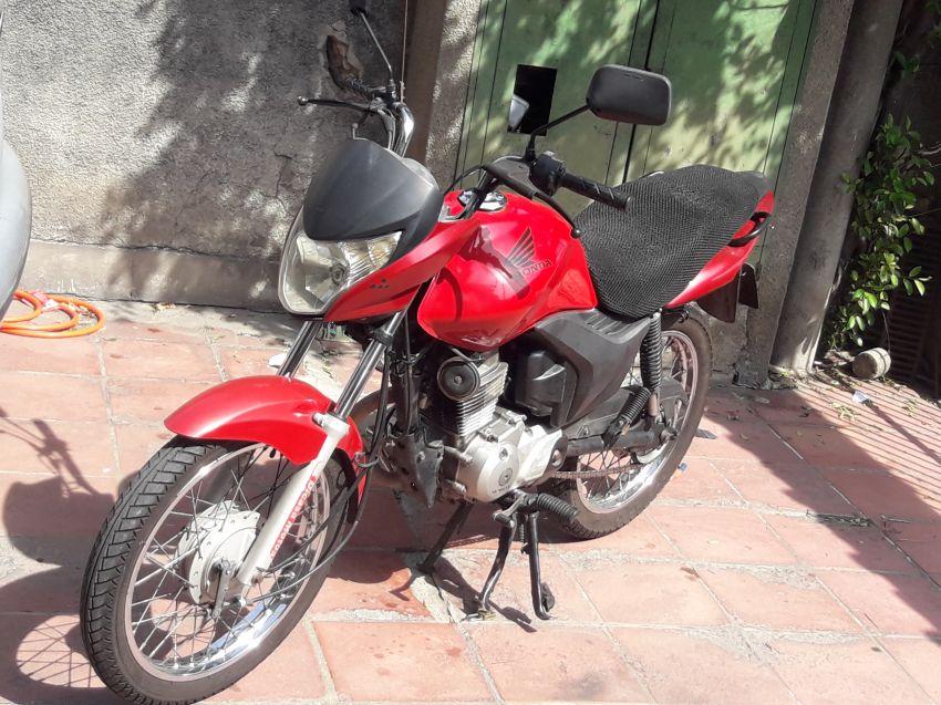 Honda CG 150 Titan KS - Foto #5