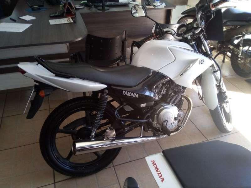 Yamaha Ybr 125 Factor ED (Flex) - Foto #1