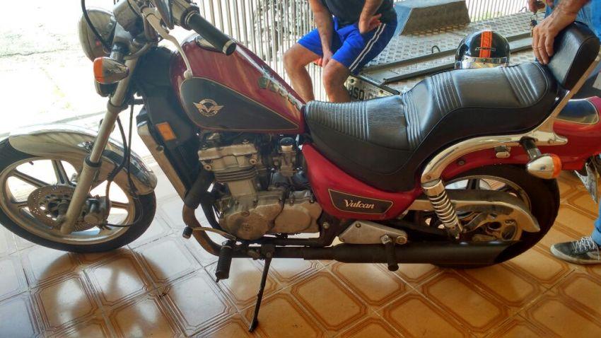 Kawasaki Vulcan EN (500cc) - Foto #3