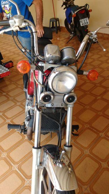 Kawasaki Vulcan EN (500cc) - Foto #5