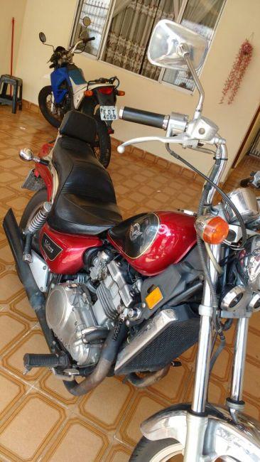 Kawasaki Vulcan EN (500cc) - Foto #6