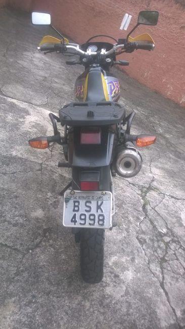 Suzuki DR 650 RE - Foto #1