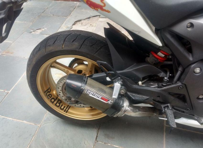 Honda CBR 600F - Foto #6