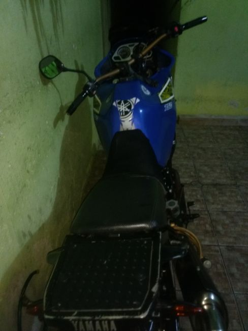 Yamaha XTZ 750 S Tenere - Foto #1