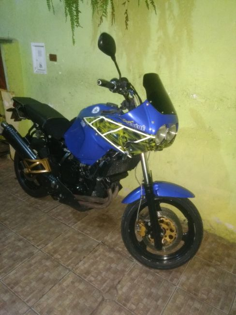 Yamaha XTZ 750 S Tenere - Foto #8