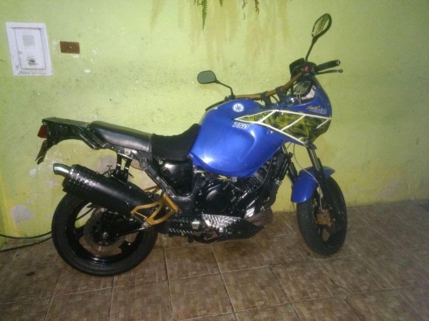 Yamaha XTZ 750 S Tenere - Foto #9