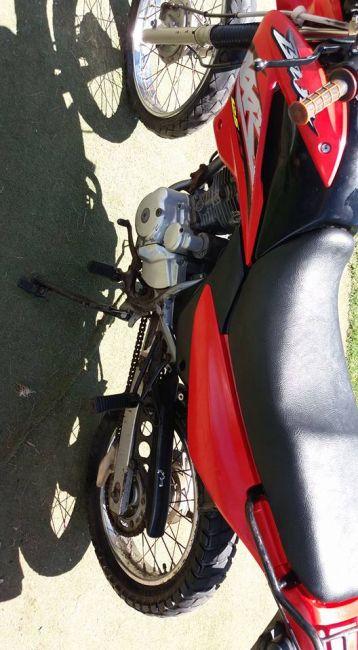 Honda NXR 125 Bros KS - Foto #1