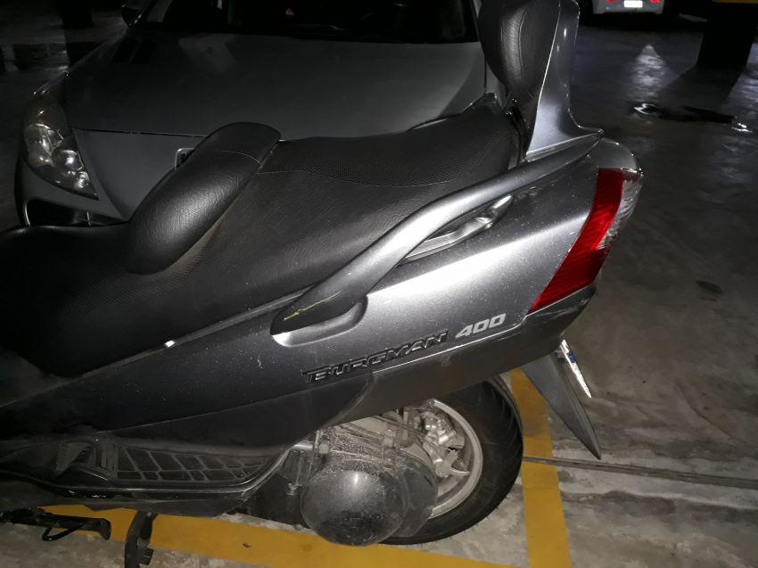 Suzuki Burgman 400 - Foto #6
