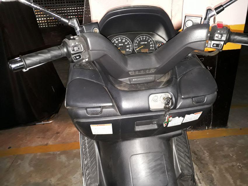 Suzuki Burgman 400 - Foto #7