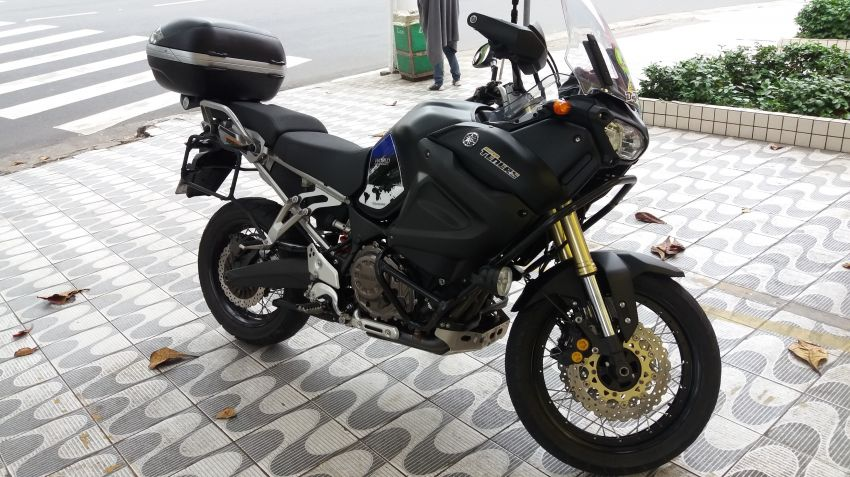 Yamaha XT 1200Z Super Ténéré  - Foto #2
