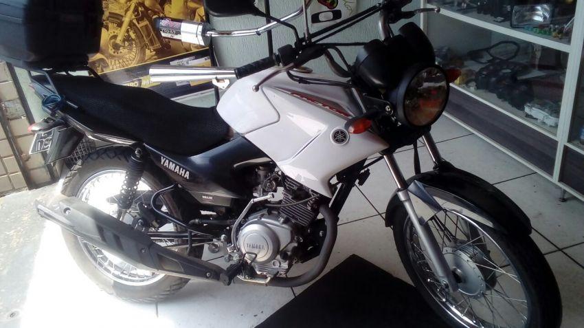 Yamaha YBR 125 Factor K1 - Foto #2