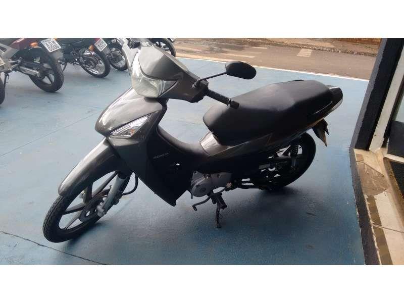Honda BIZ 125+ Ie - Foto #2