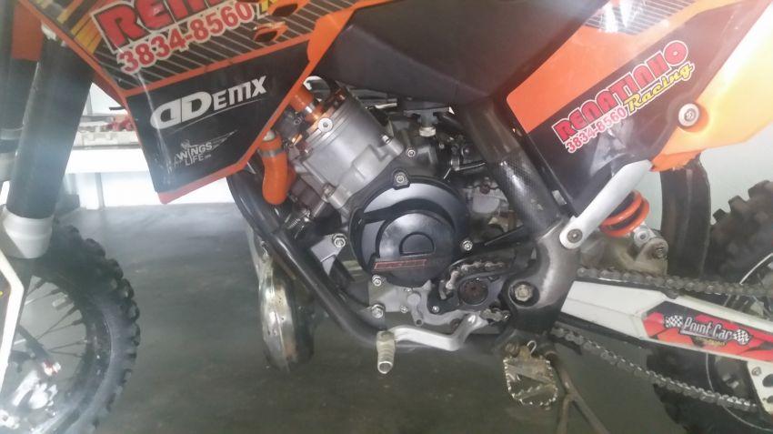 KTM SXC 625 - Foto #2