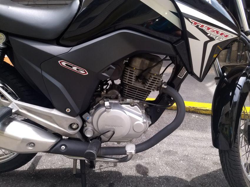 Honda CG 150 Titan ESD - Foto #9