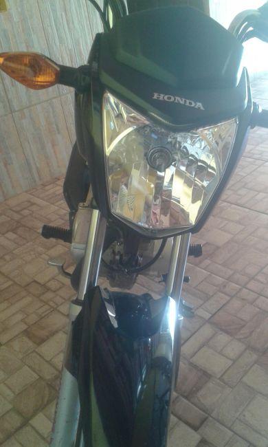 Honda CG 150 Start - Foto #9