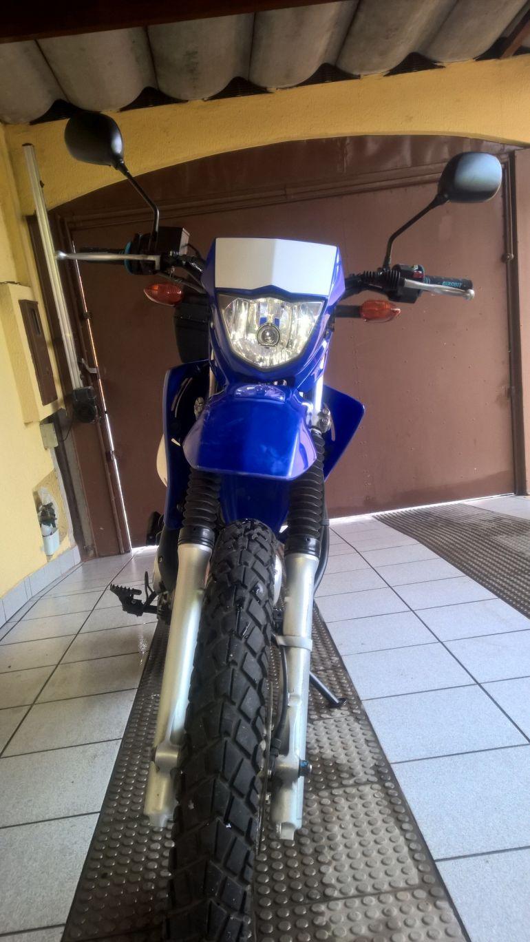 Yamaha XTZ 125 E - Foto #8