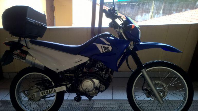 Yamaha XTZ 125 E - Foto #9