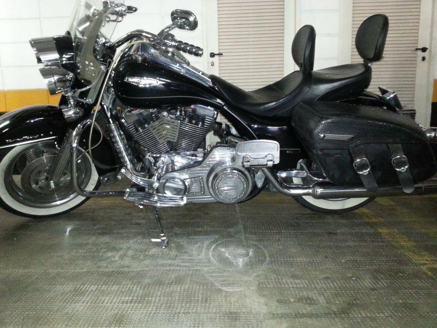 Harley-Davidson Flhr Road King Classic - Foto #4