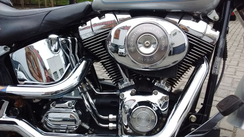 Harley-Davidson Softail Fat Boy - Foto #6