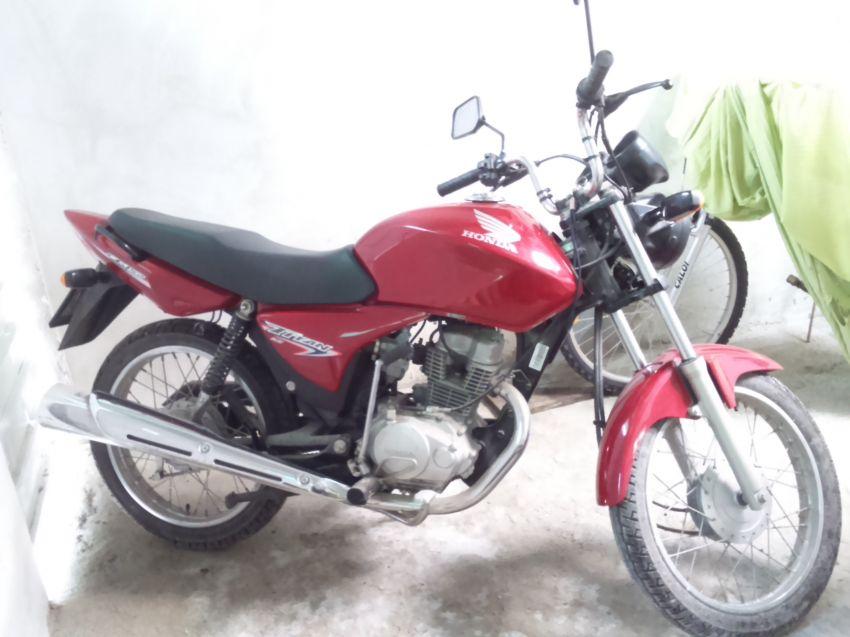 Honda CG 150 Titan KS - Foto #2