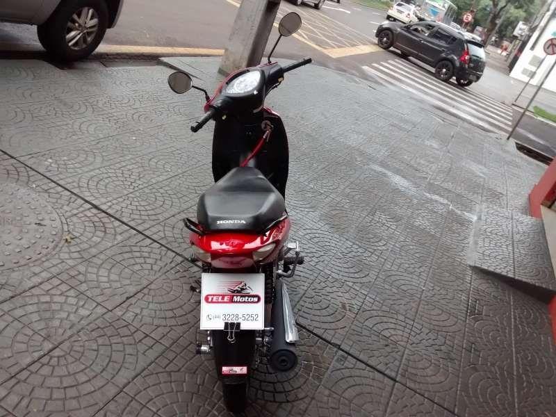 Honda BIZ 125+ Ie - Foto #3