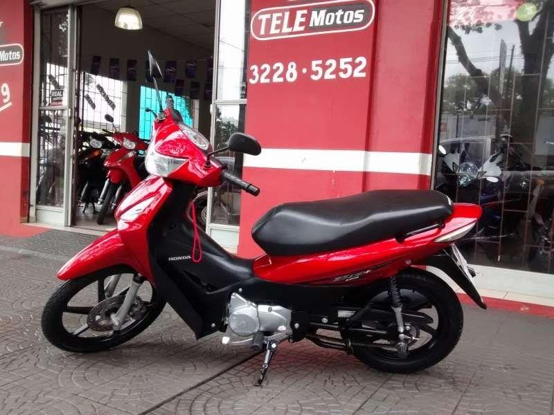 Honda BIZ 125+ Ie - Foto #4