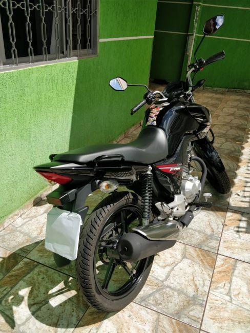 Honda Cg 160 Fan - Foto #1