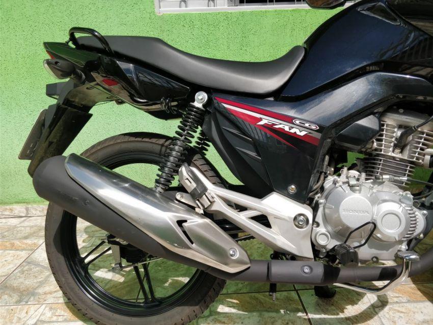 Honda Cg 160 Fan - Foto #9