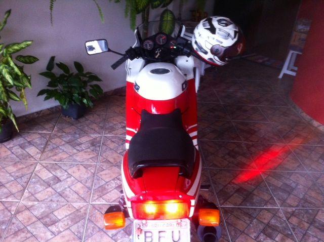 Honda CBR 450 SR - Foto #4