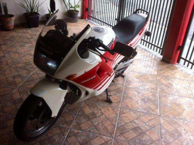 Honda CBR 450 SR - Foto #6