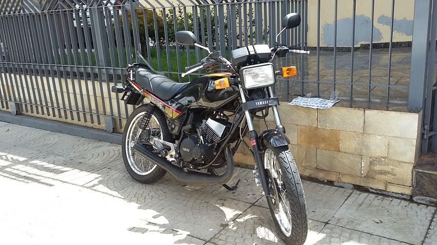 Yamaha RDZ 135 - Foto #1