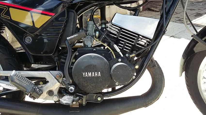 Yamaha RDZ 135 - Foto #6