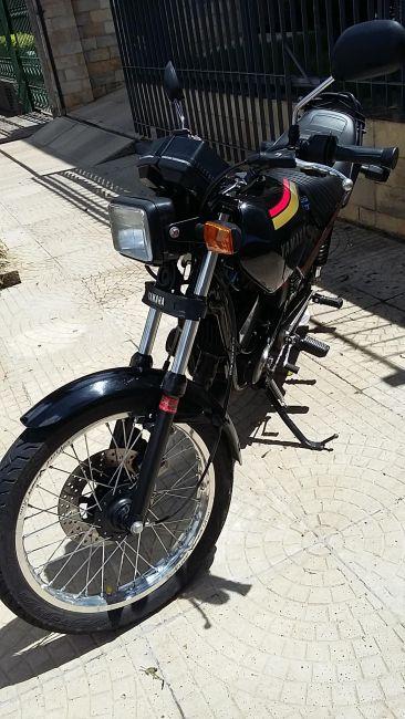 Yamaha RDZ 135 - Foto #7