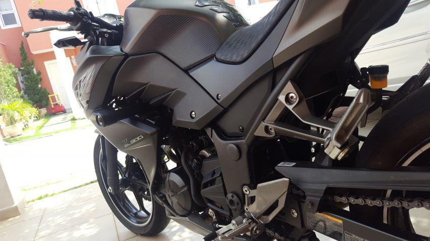 Kawasaki Z 300 - Foto #10